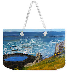 Flagstaff Point  Weekender Tote Bag
