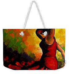 Flamenco Weekender Tote Bag