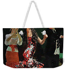 Flamenco Series No 13 Weekender Tote Bag