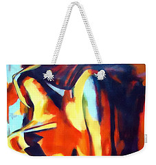 Flames Of Needs Weekender Tote Bag