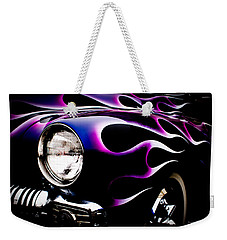 Flaming Classic Weekender Tote Bag by Joann Copeland-Paul