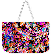 Flash Mob Weekender Tote Bag