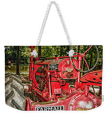 Flash On Farmall Weekender Tote Bag