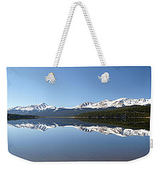 Flat Water Weekender Tote Bag by Jeremy Rhoades