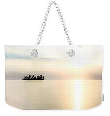 Flathead Sunrise Weekender Tote Bag
