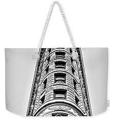Flatiron Building - Prow Weekender Tote Bag