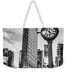Flatiron Rush Weekender Tote Bag