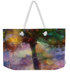 Flavours Of Autumn Weekender Tote Bag by Klara Acel