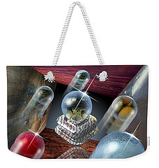 Fleeting Thoughts Weekender Tote Bag