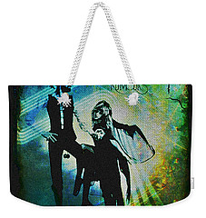 Fleetwood Mac - Cover Art Design Weekender Tote Bag