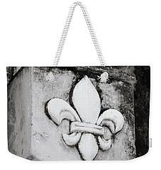 Fleur De Lys Weekender Tote Bag