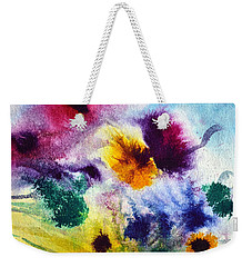 Fleurs Weekender Tote Bag