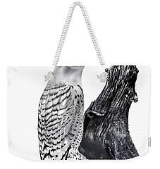 Flicker Weekender Tote Bag by Terry Frederick