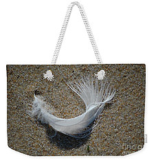 Weekender Tote Bag featuring the photograph Flight by Christiane Hellner-OBrien