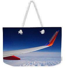 Flight Home Weekender Tote Bag