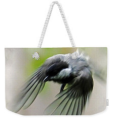 Flight II Weekender Tote Bag by Lizi Beard-Ward
