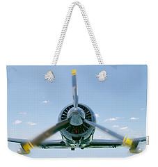 Flight In Color Weekender Tote Bag
