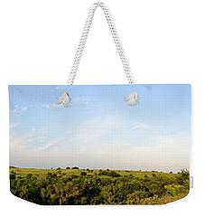 Flint Hills 2 Weekender Tote Bag
