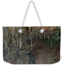 Weekender Tote Bag featuring the photograph Flint River 15 by Kim Pate