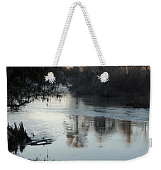Weekender Tote Bag featuring the photograph Flint River 20 by Kim Pate