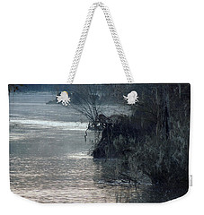 Weekender Tote Bag featuring the photograph Flint River 28 by Kim Pate