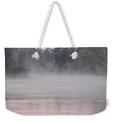 Flint River 3 Weekender Tote Bag