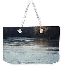 Flint River 31 Weekender Tote Bag