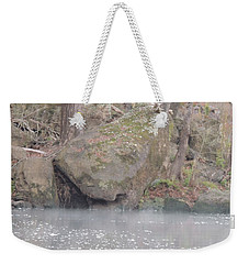 Weekender Tote Bag featuring the photograph Flint River 5 by Kim Pate