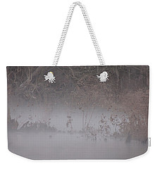 Weekender Tote Bag featuring the photograph Flint River 7 by Kim Pate