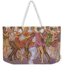 Flirtation Reel Weekender Tote Bag