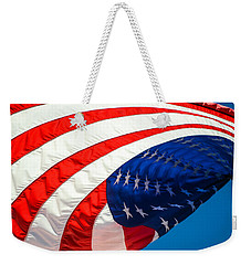 Floating Flag  Weekender Tote Bag