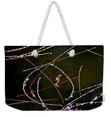 Floating Grass Weekender Tote Bag