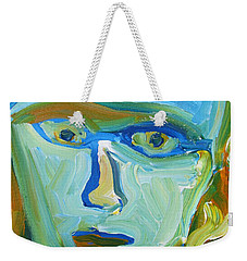 Floating Head Weekender Tote Bag