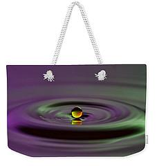 Floating On Water Weekender Tote Bag