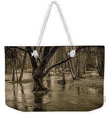 Flooded Tree Weekender Tote Bag