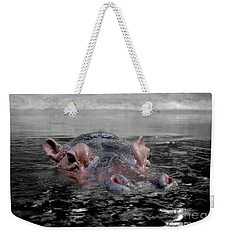 Flooding Weekender Tote Bag by Michelle Meenawong