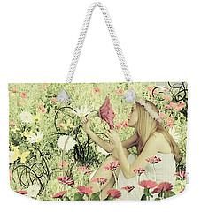 Flora Weekender Tote Bag