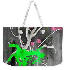 Floral #51 Weekender Tote Bag