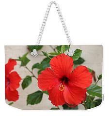 Floral Beauty  Weekender Tote Bag