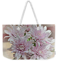 Floral Dream Weekender Tote Bag by Michelle Meenawong