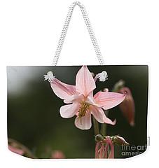 Floral Eloquence  Weekender Tote Bag