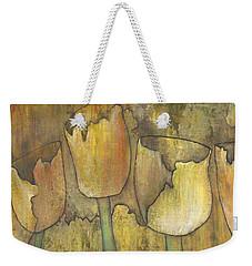 'floral Fruition' Weekender Tote Bag