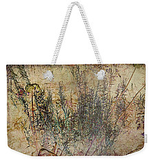 Floral Musings Weekender Tote Bag by Liz  Alderdice