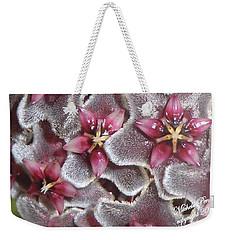 Floral Presence - Signed Weekender Tote Bag