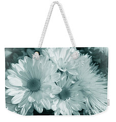 Floral Serendipity Weekender Tote Bag