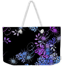 Floralities - 02a Weekender Tote Bag
