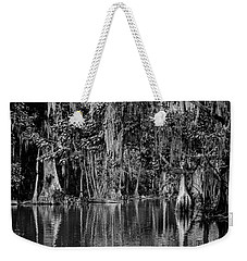 Florida Naturally 2 - Bw Weekender Tote Bag