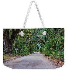 Florida Road Weekender Tote Bag
