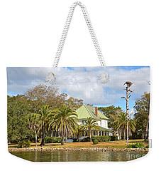 Florida Style Weekender Tote Bag by Carol  Bradley