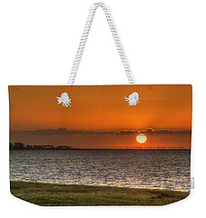 Florida Sunrise Weekender Tote Bag by Jane Luxton